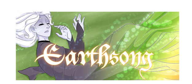 Earthsong - webcomic